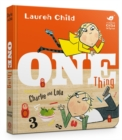 Charlie and Lola: One Thing - Book