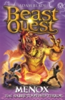 Beast Quest: Menox the Sabre-Toothed Terror : Series 22 Book 1 - Book