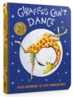 Giraffes Can't Dance Cased Board Book