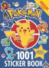 The Official Pokemon 1001 Sticker Book