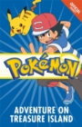 The Official Pokemon Fiction: Adventure on Treasure Island : Book 11