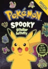 Official Pokemon Spooky Sticker Book