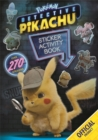Detective Pikachu Sticker Activity Book : Official Pokemon