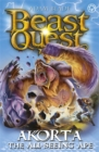 Beast Quest: Akorta the All-Seeing Ape : Series 25 Book 1