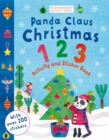 Panda Claus Christmas 123 Activity and Sticker Book - Book