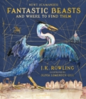 Fantastic Beasts and Where to Find Them : Illustrated Edition - Book
