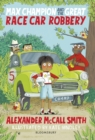 Max Champion and the Great Race Car Robbery - Book