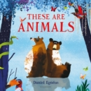 These are Animals - Book