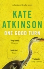 One Good Turn : (Jackson Brodie) - eBook