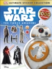Star Wars: the Force Awakens Ultimate Sticker Collection - Book