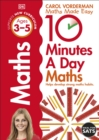 10 Minutes a Day Maths Ages 3-5 Key Stage 0 - Book