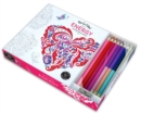 Energy ( Coloring Book and Pencils ) Color In; Vive Le Color!