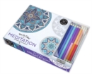 Meditation (Coloring Bk & Pencil Kits); Vive Le Color