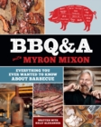 BBQ&A with Myron Mixon - Book