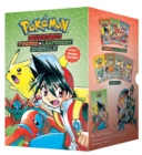 Pokemon Adventures FireRed & LeafGreen / Emerald Box Set : Includes Vols. 23-29