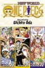 One Piece (Omnibus Edition), Vol. 24 : Includes vols. 70, 71 & 72