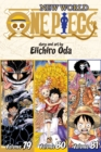 One Piece (Omnibus Edition), Vol. 27 : Includes vols. 79, 80 & 81 - Book