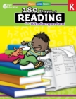 180 Days of Reading for Kindergarten : Practice, Assess, Diagnose