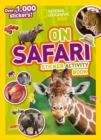 On Safari Sticker Activity Book : Over 1,000 Stickers!