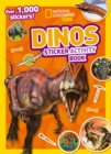 Dinos Sticker Activity Book : Over 1,000 Stickers!
