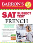 SAT Subject Test French - Book