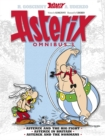Asterix: Omnibus 3 : Asterix and the Big Fight, Asterix in Britain, Asterix and the Normans