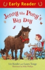 Early Reader: Jenny the Pony's Big Day - Book