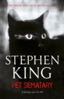 Pet Sematary : King's #1 bestseller - soon to be a major motion picture