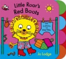 Little Roar's Red Boots Board Book