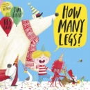 How Many Legs? - Book