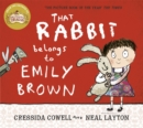 That Rabbit Belongs To Emily Brown - Book