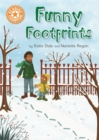 Reading Champion: Funny Footprints : Independent Reading Orange 6