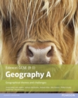 GCSE (9-1) Geography specification A: Geographical Themes and Challenges - Book