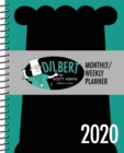 Dilbert 2020 Monthly/Weekly Planner Diary Planner