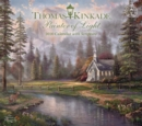 Thomas Kinkade Painter of Light with Scripture 2020 Deluxe Wall Calendar - Book