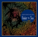 Super Scratch Art Pads: Under the Sea - Book