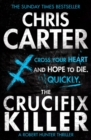 The Crucifix Killer : A brilliant serial killer thriller, featuring the unstoppable Robert Hunter - Book