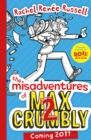 The Misadventures of Max Crumbly 2 : Middle School Mayhem - Book