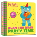 Alan the Bear Party Time - Book