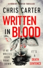 Written in Blood : The Sunday Times Number One Bestseller