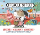 Where's William's Washing? - Book