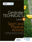 Cambridge Technicals Level 3 Sport and Physical Activity - Book