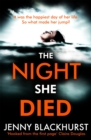 The Night She Died - Book