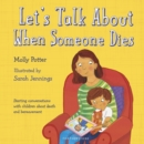 Let's Talk About When Someone Dies - Book