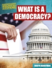 What Is a Democracy? - Book