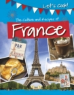 The Culture and Recipes of France - Book