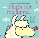 That's not my llama... - Book