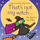 That's Not My Witch... - Book