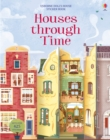 Houses through Time Sticker Book - Book