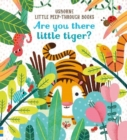 Are You There Little Tiger? - Book